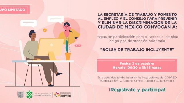 INVITACIÓN_ Mesas de participación Bolsa de Trabajo Incluyente.jpeg