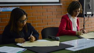 COPRED e INDISCAPACIDAD firman convenio para garantizar los derechos de las Personas con Discapacidad