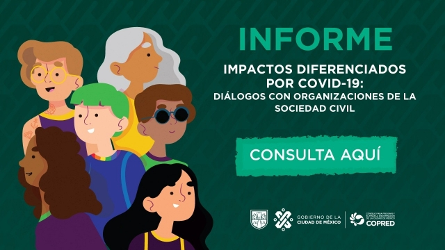 Impactos diferenciados por COVID-19